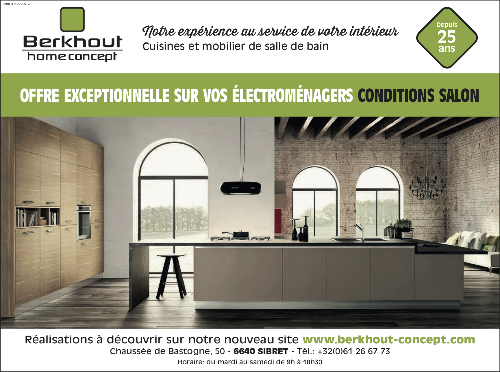 BERKHOUT-CONCEPT condtions salon